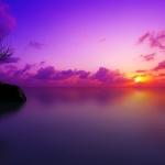 Advent Sunset