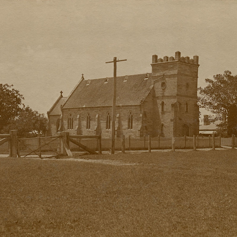 St James' Church, Morpeth